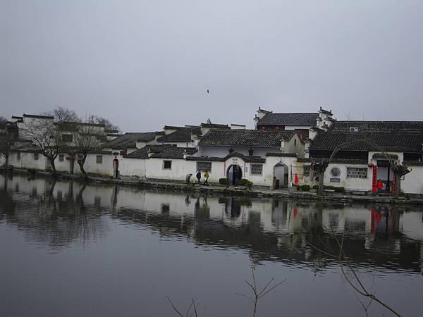 臥虎藏龍拍攝景點-宏村 @愛旅遊