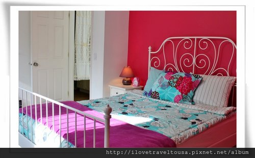 雙人客房/一張Queen size雙人床