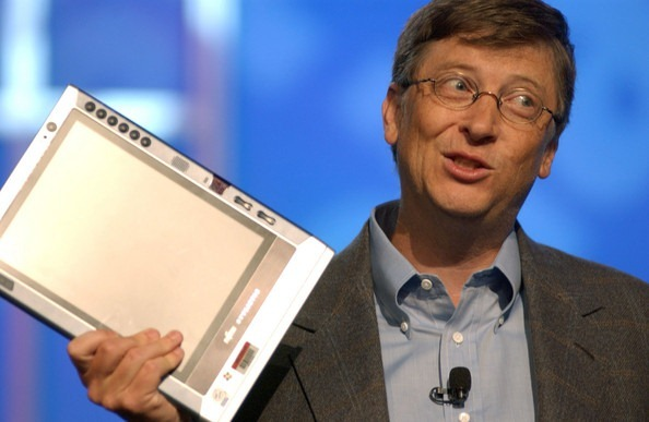 28 Oct 1955 Microsoft Chairman Bill Gates ByNbAFa6sx7l