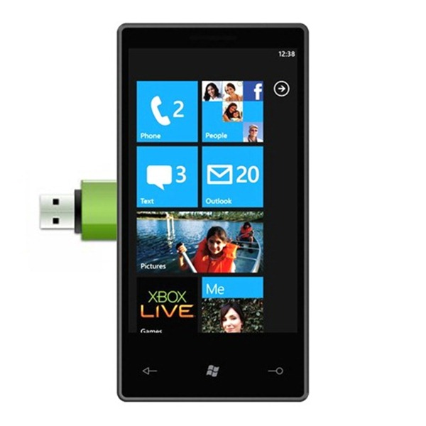 WP7-USB-Stick