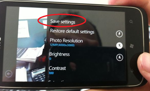 savesettings