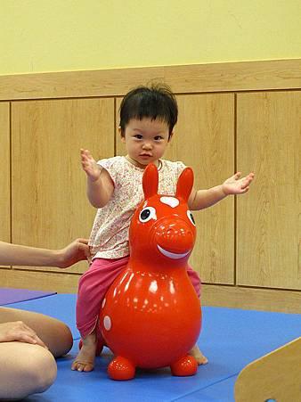 征服小紅馬20100701.jpg