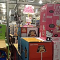 91054 Hello Kitty Paul Frank 可愛桌燈 555 02