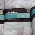 569926 Martex 商用純棉純白毛巾 12入 40x76公分 499 02