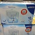 65496 Brita Optimax Cool 桌上型濾水箱 8.5公升含兩入濾心 1559 02