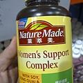 440942 Nature Made Women Complex 大豆當歸複方軟膠囊食品 150粒 855 02