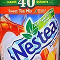 100554美國 NESTEA 雀巢冰檸檬紅茶粉 2.56公斤罐 255
