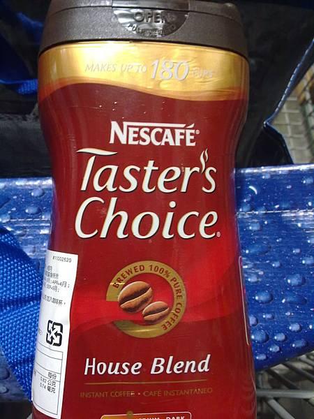 5754 NESTLE Taster's Choice 雀巢狀元即溶咖啡 340公克 349 02