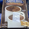 97494 Swiss Miss Dark Chocolate 香醇巧克力即溶可可粉 50包x31公克 259 02