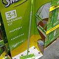 251850 SWIFFER Starter Kit 乾濕兩用拖把組 內附6乾2濕除塵補充紙 加拿大製造 399 03