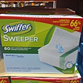 596639 SWIFFER WET CLOTH 濕除塵紙 60張 25.4x20.3公分  加拿大製造 559 04