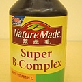 134845 Nature Made 萊萃美 Super B-Complex With Vitamin C 維生素B群加C食品 300粒裝 775 04
