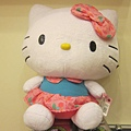 948670 Hello Kitty 凱蒂貓絨毛玩偶 16吋 20121201 649 01