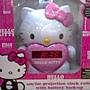 820646 Hello Kitty KT2064 收音機&投影鬧鐘 0.6吋紅色led時間顯示器 849 05