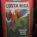 666433 Kirkland Sugnature Costa Rica 哥斯達黎加 哥斯大黎加 咖啡豆 1.36公斤 539 01