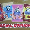 89590 Meiji Hello Panda 明治貓熊夾心餅乾組36包x35克(1260G) 499 20121121 04
