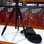 94716 Dolica 60吋專業碳纖維相機腳架 ZX600B300 2999 20120901 03
