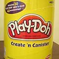 Play-Doh 培樂多 歡樂創意粘土 每桶內含20罐黏土加45個模具01 20120601 649