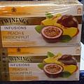 85988 Twinings 唐寧 熱帶風情水果茶 50克x2 波蘭 249 02