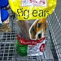60575 Seeds Pid Ears 愛犬豬耳朵零嘴 1公斤 769  02