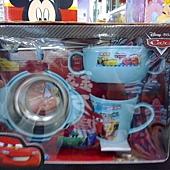 588806 DISNEY 迪士尼 兒童餐具五件組 不含雙酚A(PPA) 649.04
