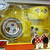 588806 DISNEY 迪士尼 兒童餐具五件組 不含雙酚A(PPA) 649.05
