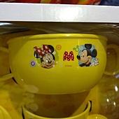 588806 DISNEY 迪士尼 兒童餐具五件組 不含雙酚A(PPA) 649.07