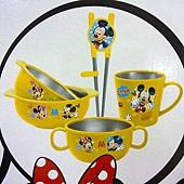 588806 DISNEY 迪士尼 兒童餐具五件組 不含雙酚A(PPA) 649.10