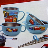 588806 DISNEY 迪士尼 兒童餐具五件組 不含雙酚A(PPA) 649.12