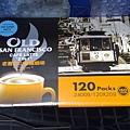 94541 Old Sanfrancisco 老舊金山拿鐵咖啡二合一  20克x120包 ˊ699 02