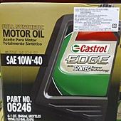94632 Castro Full Syntec SN Oil 嘉實多 10W50 全合成機油 946毫升x6 999 02