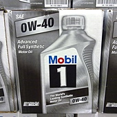 643415 Mobil-1 SM FULL SYN 全合成機油 946毫升x6 1399 02