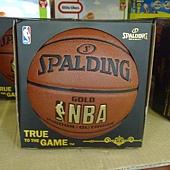 99055 Spalding NBA 斯伯丁合成皮籃球 真皮手感 799 02