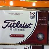 557938 Titleist Tour Disttance Double Dozen Golf Ball 進口高爾夫球 24入 949 02