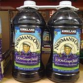 846721 Kirkland Signature 葡萄果汁飲料 2.84公升x2 原汁含有率98% 339 02