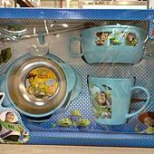 588806 DISNEY 迪士尼 兒童餐具五件組 不含雙酚A(PPA) 649.17