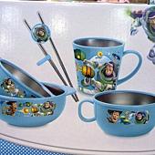 588806 DISNEY 迪士尼 兒童餐具五件組 不含雙酚A(PPA) 649.18