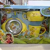 588806 DISNEY 迪士尼 兒童餐具五件組 不含雙酚A(PPA) 649.14