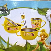 588806 DISNEY 迪士尼 兒童餐具五件組 不含雙酚A(PPA) 649.15