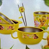 588806 DISNEY 迪士尼 兒童餐具五件組 不含雙酚A(PPA) 649.16