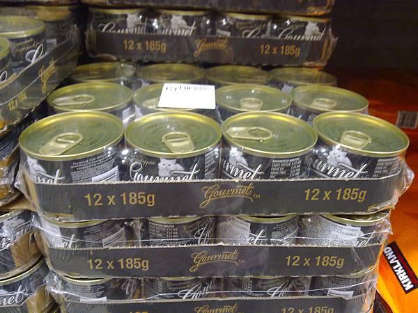 74928 Gourmet Canned Cat Food  嫩雞及小牛肉 貓罐頭 185克x12罐 299 02