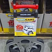 550696 Magna Cart Hand Truck 折疊式手推車 承載重量68公斤 669 06