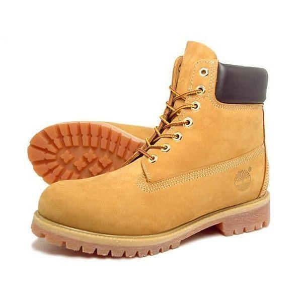 471371 Timberland 男 黃靴 10061 6 3599 20120329