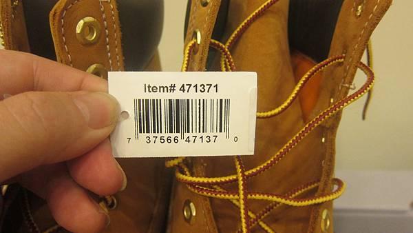 471371 Timberland 男 黃靴 10061 6 3889 03