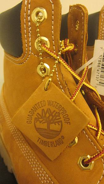 471371 Timberland 男 黃靴 10061 6 3889 05