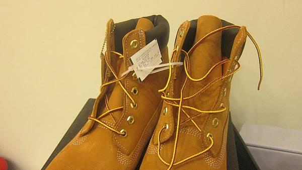 471371 Timberland 男 黃靴 10061 7 3889 20120329