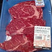 28910 美國頂級沙朗牛排 Kirkland USDA PRIME RIB EYE Steak 每公斤1259 201306 02.jpg