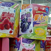 98182 Meiji 明治果汁QQ軟糖雙口味 含膠原蛋白  10包入共510公克 299 02.jpg