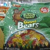 799849 Black Forest Gummy Bears 甘唄熊軟糖 2.72公斤 315 02.jpg