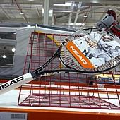 702050 HEAD PENN 進口網球拍 258克 MICROGEL  類矽膠科技材質 1799 02